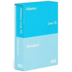 Ableton Live 10 Standard Music Production Software Upgrade from Live Intro