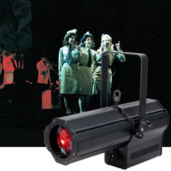 American DJ Encore Profile 1000 Colour 120W COB Ellipsoidal