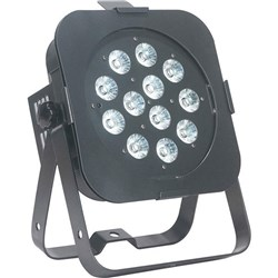 American DJ Flat Par TW12 White LED Stage Light