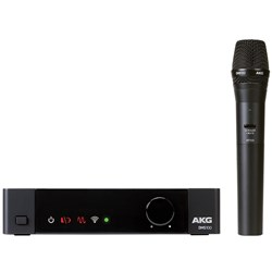 AKG DMS100 2.4GHz Digital Wireless Vocal Microphone System