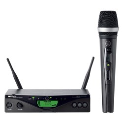 AKG HT470 D5 Professional Wireless Handheld Transmitter for WMS470 (Band D)