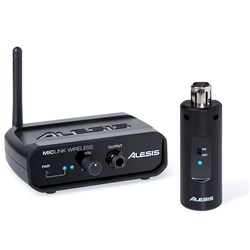 Alesis MicLink Wireless Digital Wireless Mic Adapter