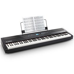 Alesis Recital Pro 88-Key Digital Piano w/ Hammer-Action Keys