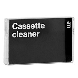 AM Cassette Cleaner w/ Tapehead Cleaner (20ml)