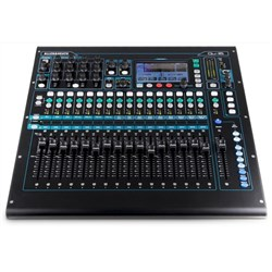 Allen & Heath Qu16 22-In/12-Out Digital Mixer (Chrome)