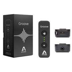 Apogee Groove Portable USB DAC & Headphone Amp for Mac & PC