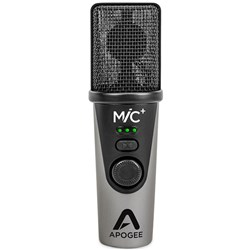 Apogee MiC Plus Professional USB Microphone for iPad, iPhone, Mac & PC