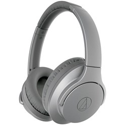 Audio Technica ATH-ANC700BT Wireless Active Noise Cancelling Headphones (Grey)