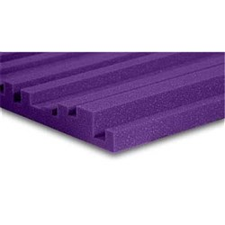 "Auralex 2"" Studiofoam Metro 12x 2ft x 4ft Panels (Purple)"