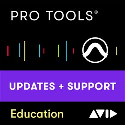 Avid Pro Tools 1-Year Subscription - NEW - EDU (Electronic Delivery)