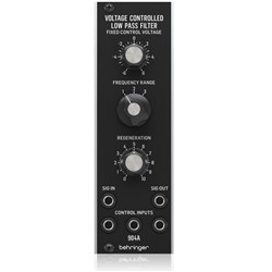 Behringer 904A Legendary Analogue Low Pass VCF Module for Eurorack
