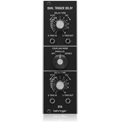 Behringer 911A Legendary Analogue Dual Trigger Delay Module for Eurorack