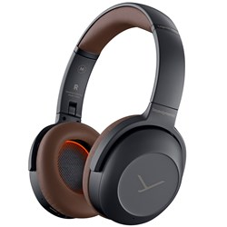 Beyerdynamic Lagoon Explorer Wireless Noise Cancelling Headphones (Grey/Brown)