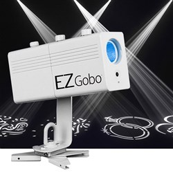 Chauvet EZGobo Battery Powered LED Gobo Projector 10W