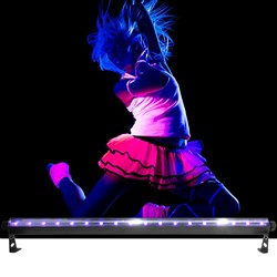 Chauvet Slim Strip UV 18 IRC UV Wash (18 x 3W UV)