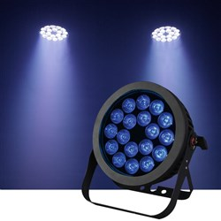 CR Lite Magik Par Can Hex 18 Silent LED Wash (18x RGBWA-UV 12W)