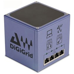 DiGiGrid S Power over Ethernet for Audio Networks (by DiGiCo & Waves)