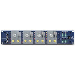 Focusrite ISA428 MKII Four Preamps w/ DI & Heritage Sound