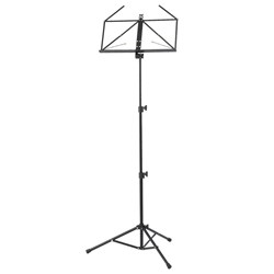 Hamilton KB380F Advanced 3-Section Musical Stand w/ Bag