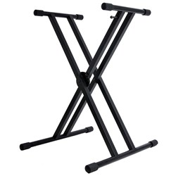Hamilton KB4000K Quick-release Double-braced X Keyboard Stand