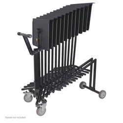 Hercules BSC800 Stand Cart for BS200B (12-Stand Capacity)