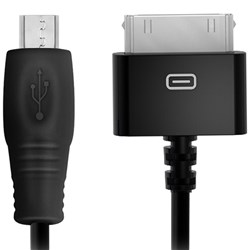 IK Multimedia 30-Pin to Micro-USB Cable for iRig Series Products