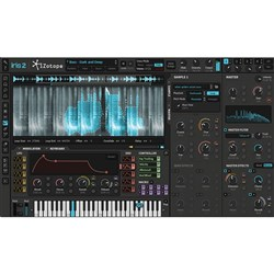 iZotope Iris 2 Sample-Based Synthesiser (Serial)