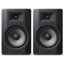 "M-Audio BX8 D3 8"" Powered Studio Reference Monitors (Pair)"