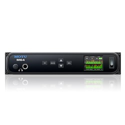 MOTU M64 128x128 MADI / USB / AVB-TSN Audio Interface w/ DSP & Mixing