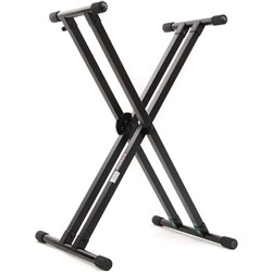 On-Stage KS8291 Keyboard Stand w/ Lok-Tight Construction