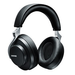 Shure Aonic 50 Wireless Noise Cancelling Headphones w/ Studio Quality Sound (Black)