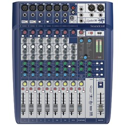 Soundcraft Signature 10 Analog Mixing Console w/ USB & Lexicon Effects