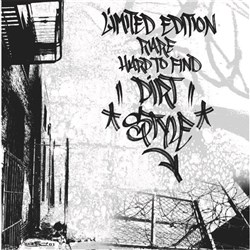 "Thud Rumble 7"" Limited Edition Rare Hard to Find (Dirt Style 25th Anniversary Edition)"