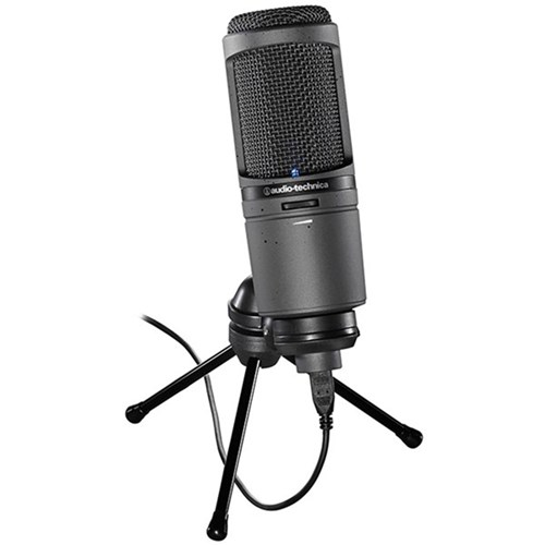 Audio Technica AT2020USBi Cardioid Condenser iOS/USB Mic